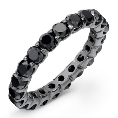 and jewelry eternity ring platinum row black in wg nl diamond ruby with fascinating fd bands band