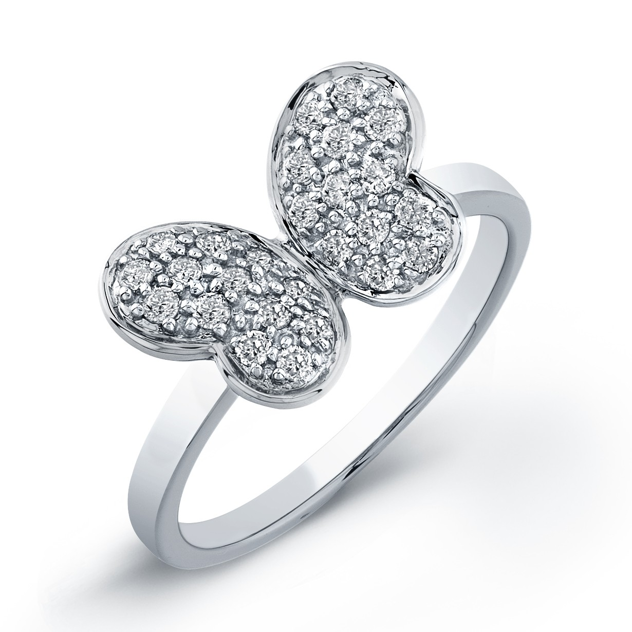 for il gift butterfly products three rings stacking ring fullxfull trio jewelry her of silver