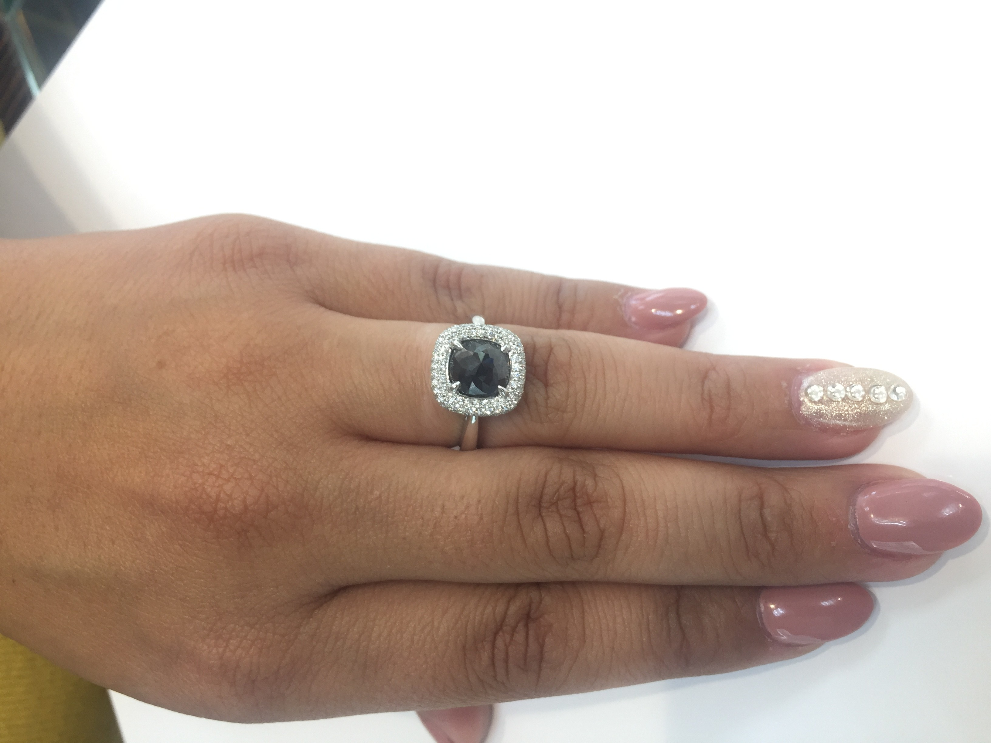 tacori lee ring rings carat halo engagement raymond diamond inspo jewelers