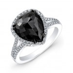 Black Diamond Ring 23551BLK