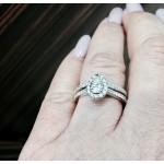PS engagement - wedding ring set