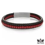 ARZ Steel Bracelet SSB110RD