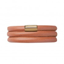 Coral Leather 54cm/7.0inch