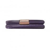 Purple Leather 36cm/7.0inch