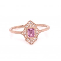PK Sapphire Ring front