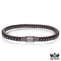 ARZ Steel Bracelet SSB101BR