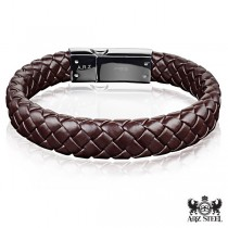 ARZ Steel Bracelet SSB113BR