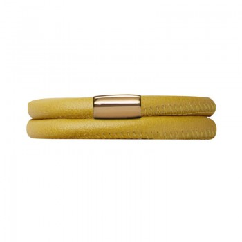 Yellow Leather 36cm/7.0inch