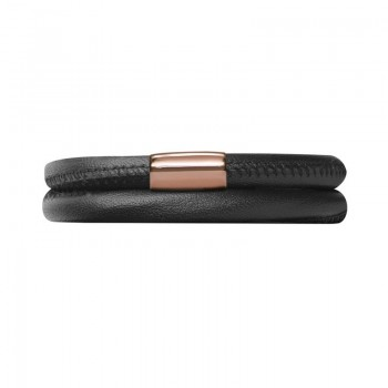 Black Leather 36cm/7.0inch