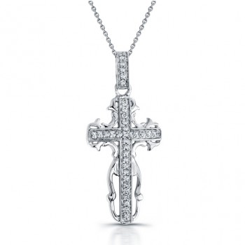 Diamond Antique Design Cross