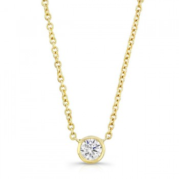 bezel necklace yg