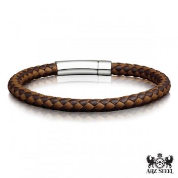 ARZ Steel Bracelet SSB184BR