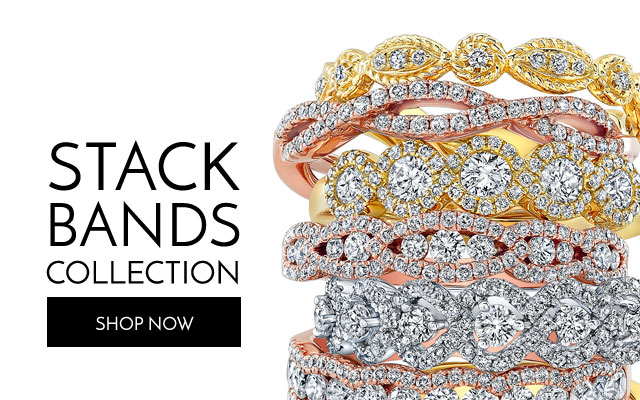 stackable rings collection